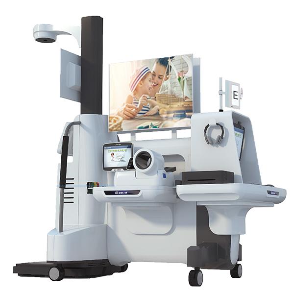 健康体检一体机